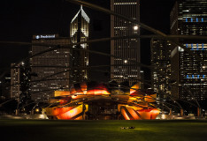 chicago-amphitheater-cityscape-night