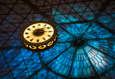 chicago-shedd-aquarium-clock-class-dome