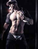 man-torso-high-contrast-lighting